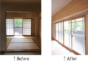 内窓取付 断熱効果/防音、防犯効果があります。