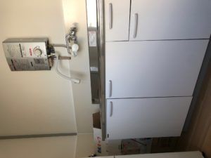 2階キッチン AFTER
